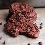 Classic Double Chocolate Chip Cookies