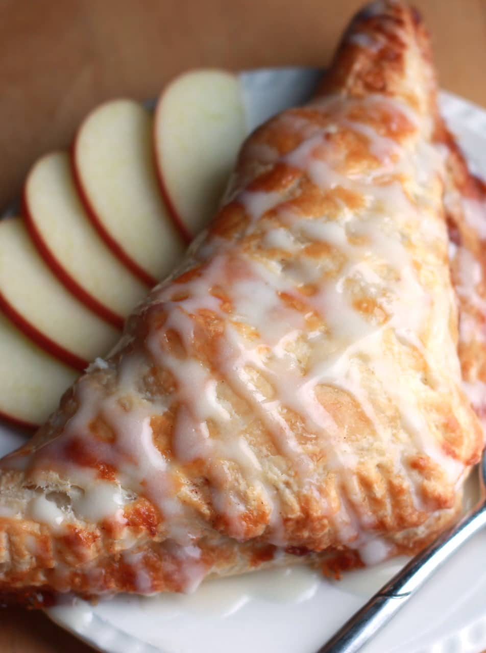 Classic Apple Turnovers - Nothing better than warm sweet apples ...