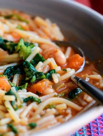 Ribollita Italian Soup
