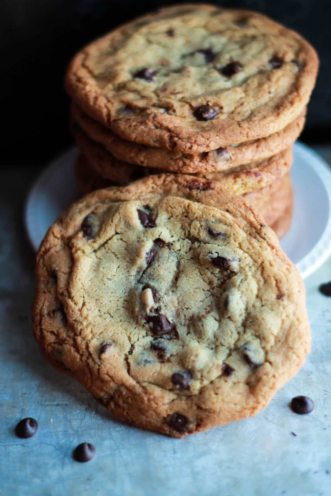 Making the Perfect Chocolate Chip Cookie - Erren's Kitchen