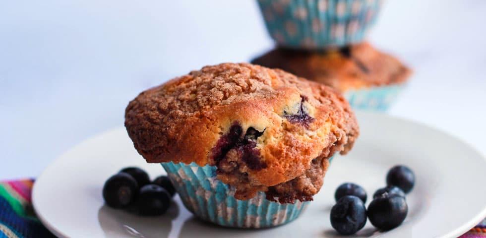 Blueberry Crumb Cake Muffins blueberry crumb cake muffins - erren's ...