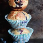 Blueberry Scone Muffins - alt
