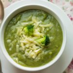 Healthy Creamy Broccoli Soup