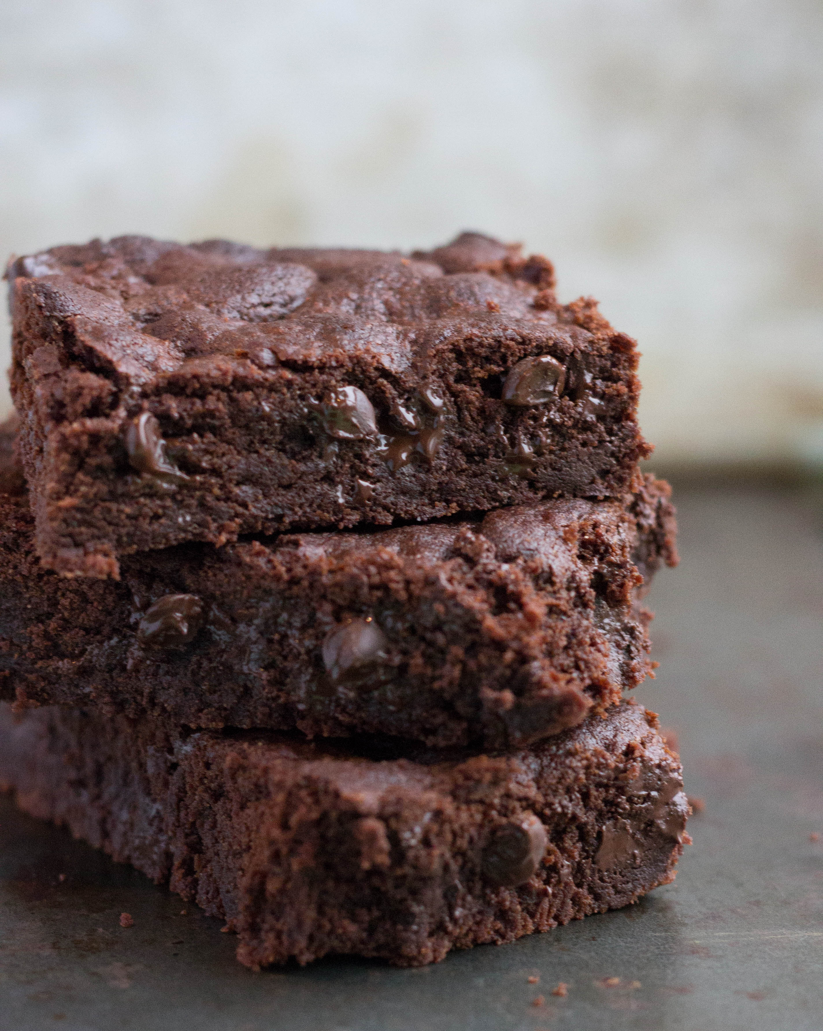 Double Chocolate Chip Bars - Erren's Kitchen