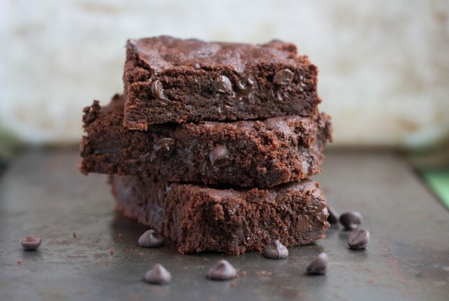 double chocolate chips bars