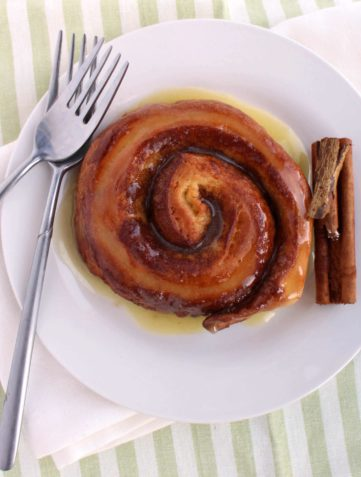 Classic Cinnamon Buns – Two Ways