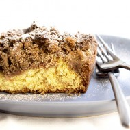 New Jersey Crumb Coffee Cake