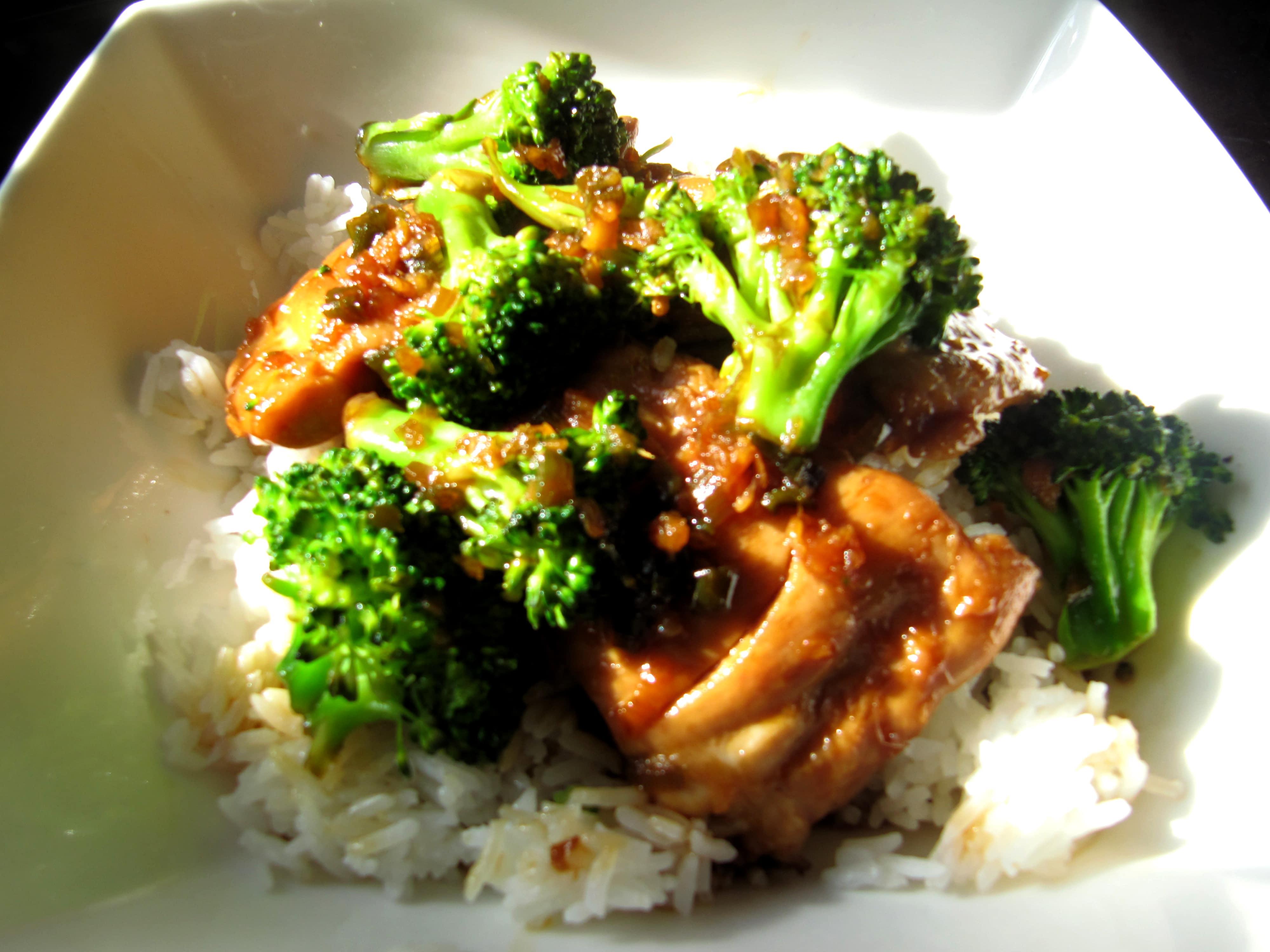 Chinese Chicken & Broccoli - Erren's Kitchen