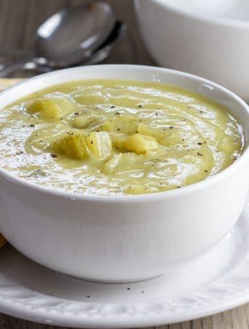Creamy Celery Soup