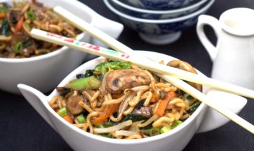 Perfect Chinese Noodles feature
