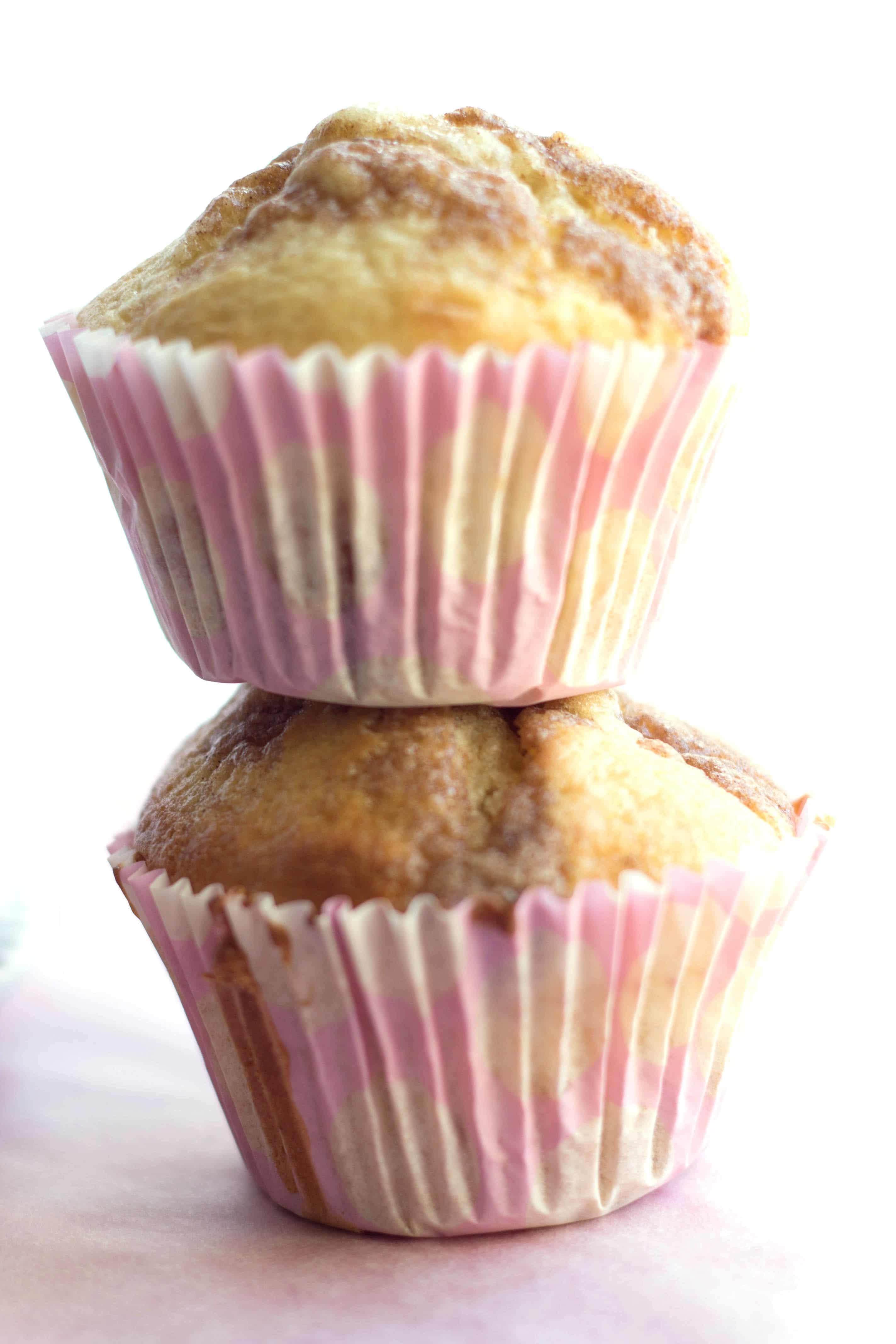 raspberry Jam cheesecake muffins