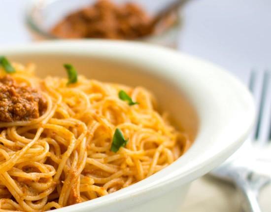 Stovetop Pesto Mac Recipe — Dishmaps