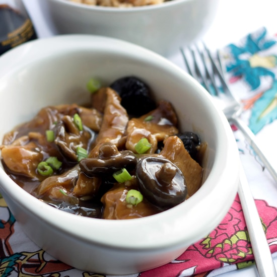Chicken with chinese mushrooms errens kitchen forumfinder Choice Image