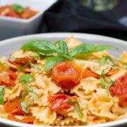 Easy Cherry Tomato Sauce - Erren's Kitchen