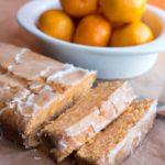 Tangerine Drizzle Cake