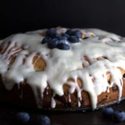 Blueberry and Cake
