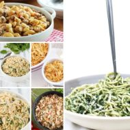 16 Quick & Easy Pasta Dishes (30 mins or less)