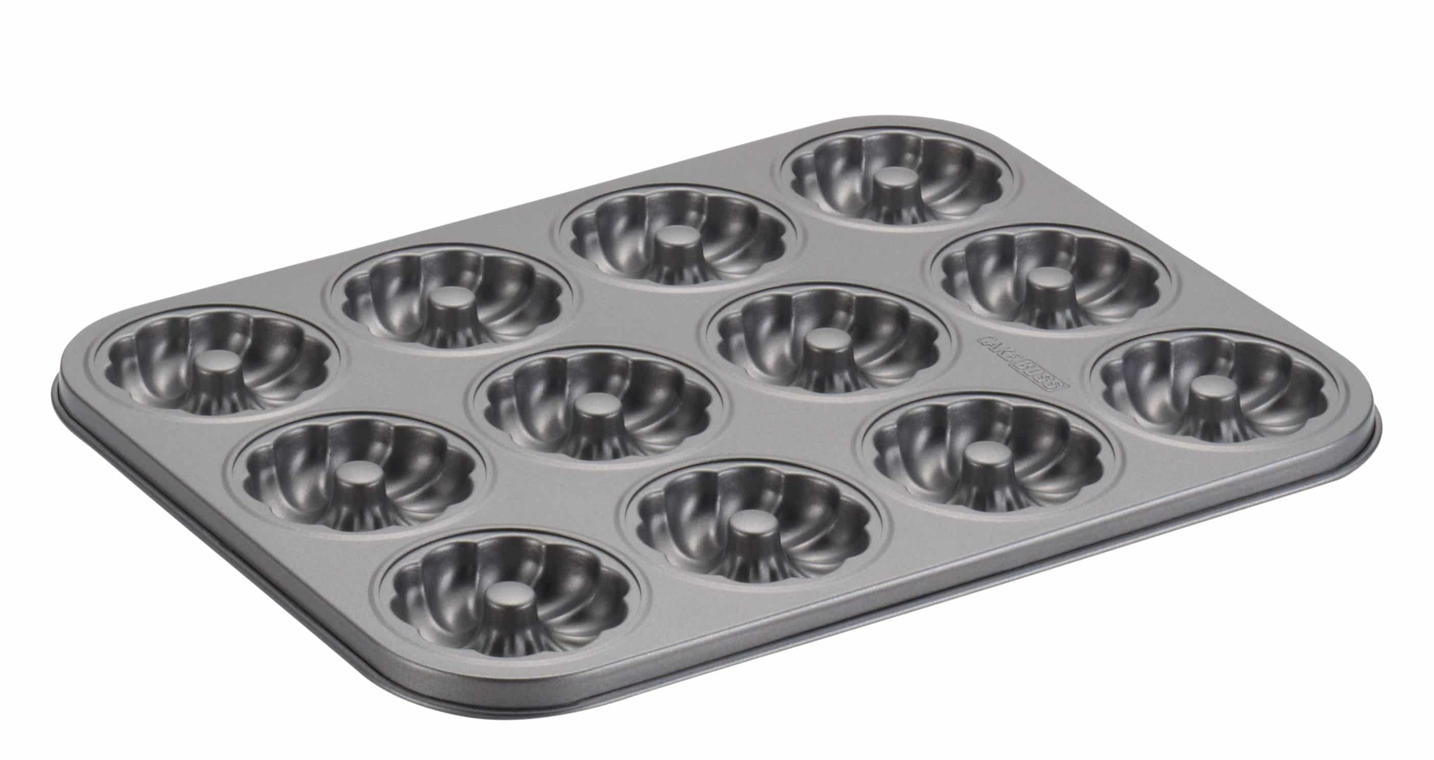 cake boss cookie pan with braided design