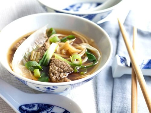 Chinese Beef Noodle Soup Erren S Kitchen