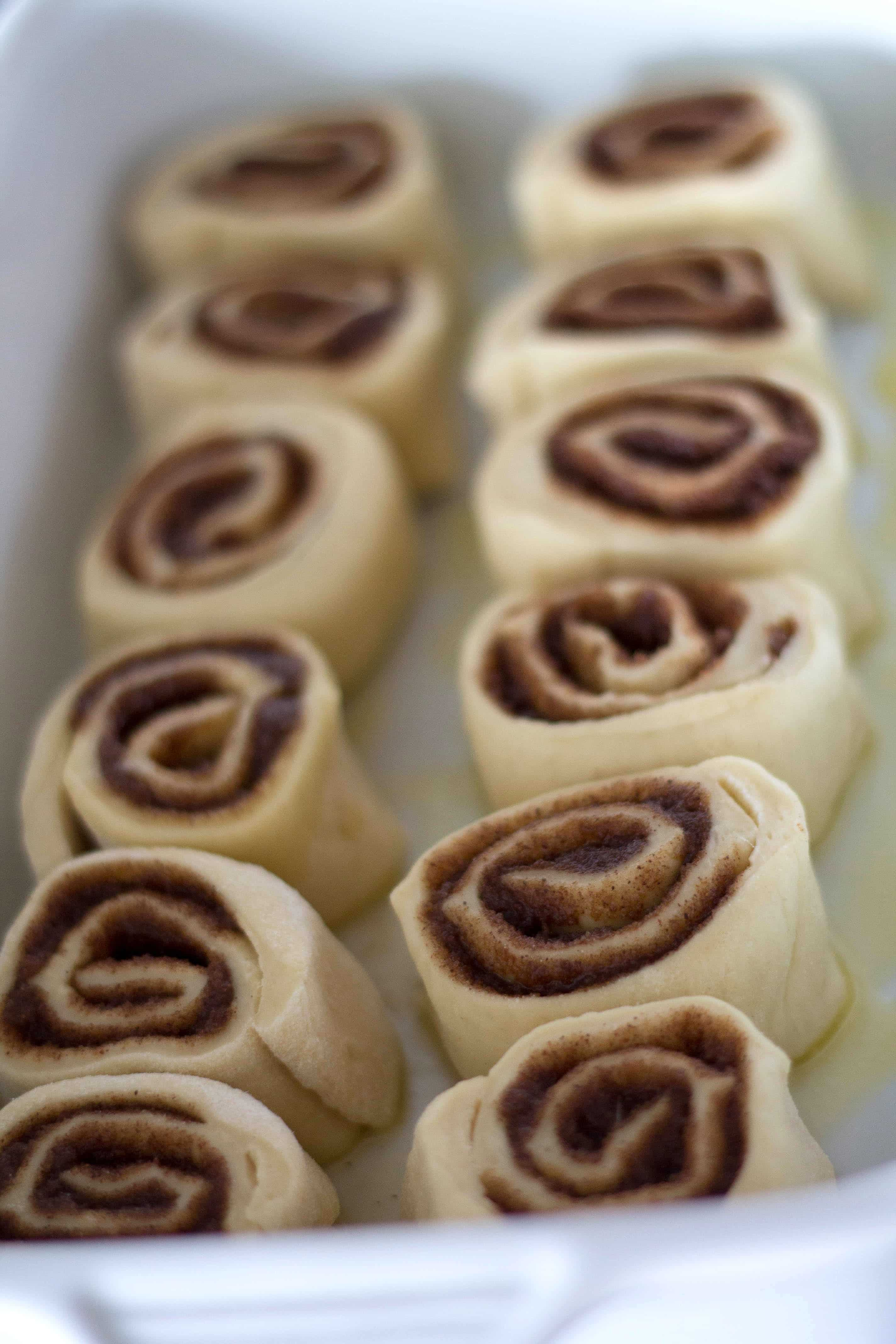 Quick Rise Cinnamon Rolls