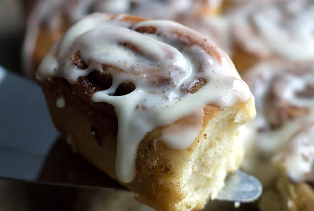 Quick Rise Cinnamon Rolls You Ll Never Wait Again Erren S Kitchen