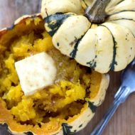 Buttery & Sweet Roasted Squash Mash