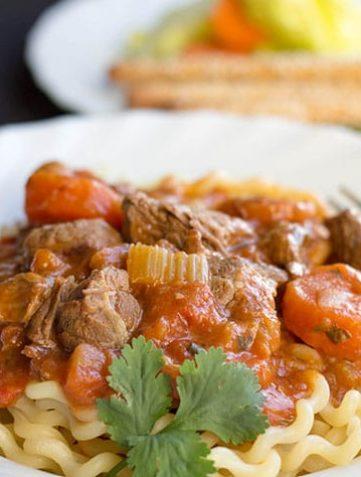 Italian Lamb Stew