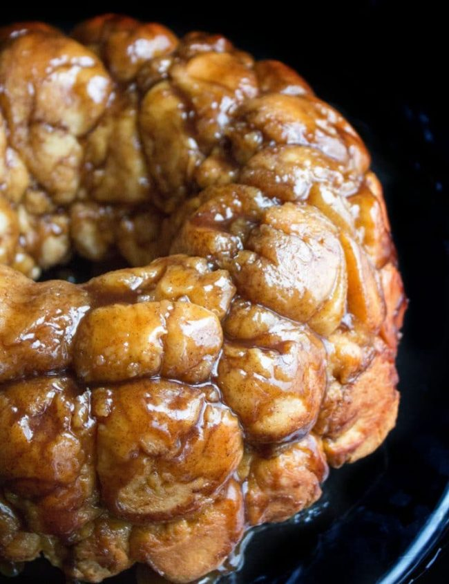 45 Minute Homemade Monkey Bread