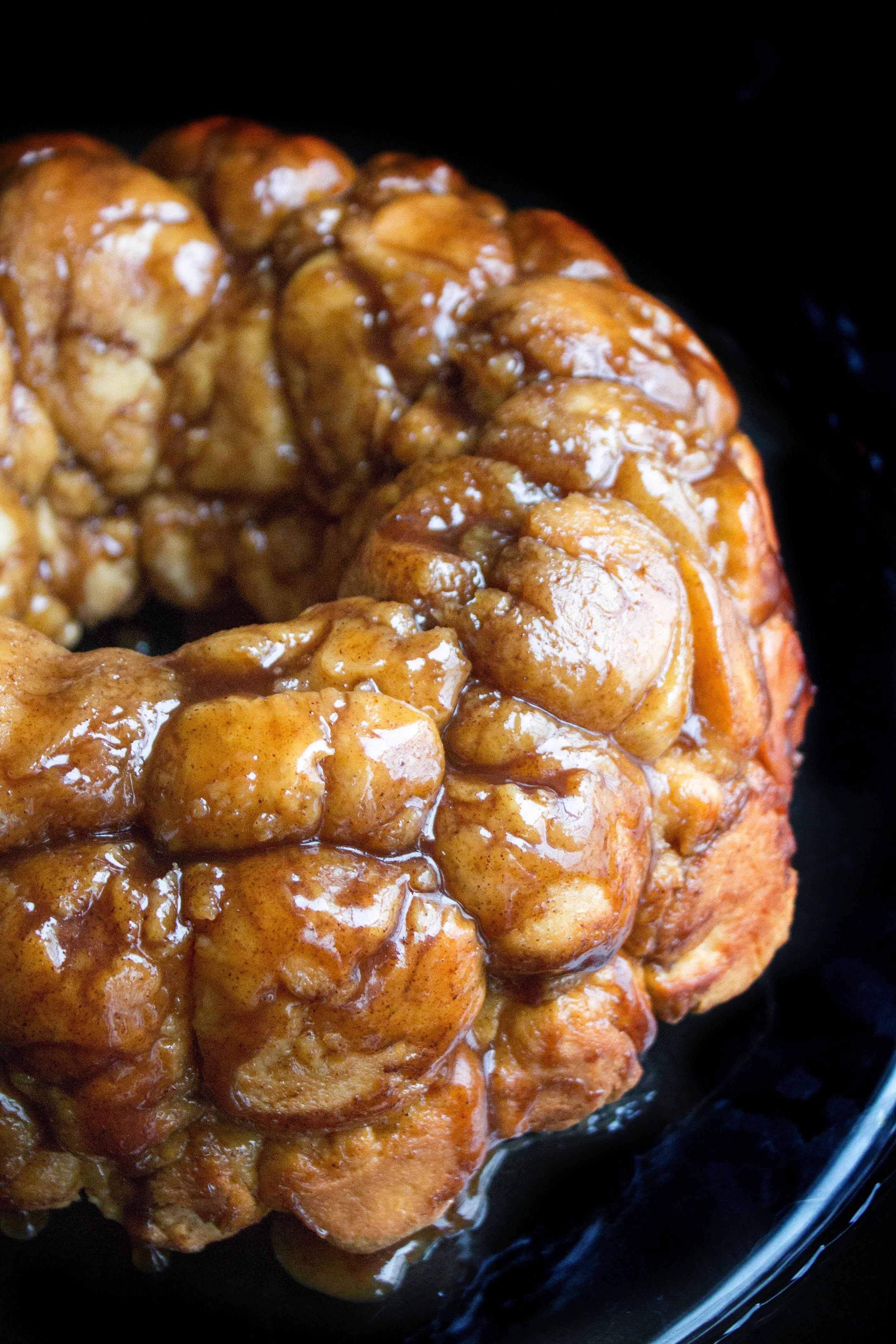 Monkey Bread Recipe Homemade Dough