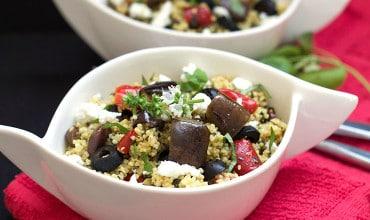 Meditarnian Couscous Salad feature