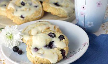 blueberry &  lemon swirl scones feature