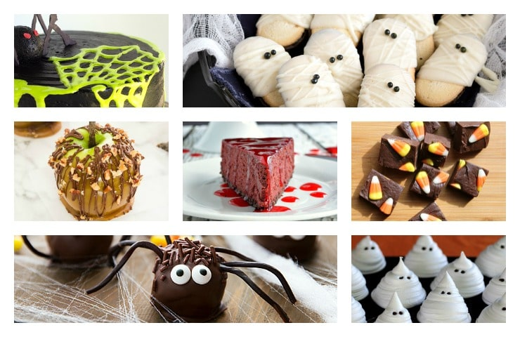 20 Fabulous Desserts For Halloween