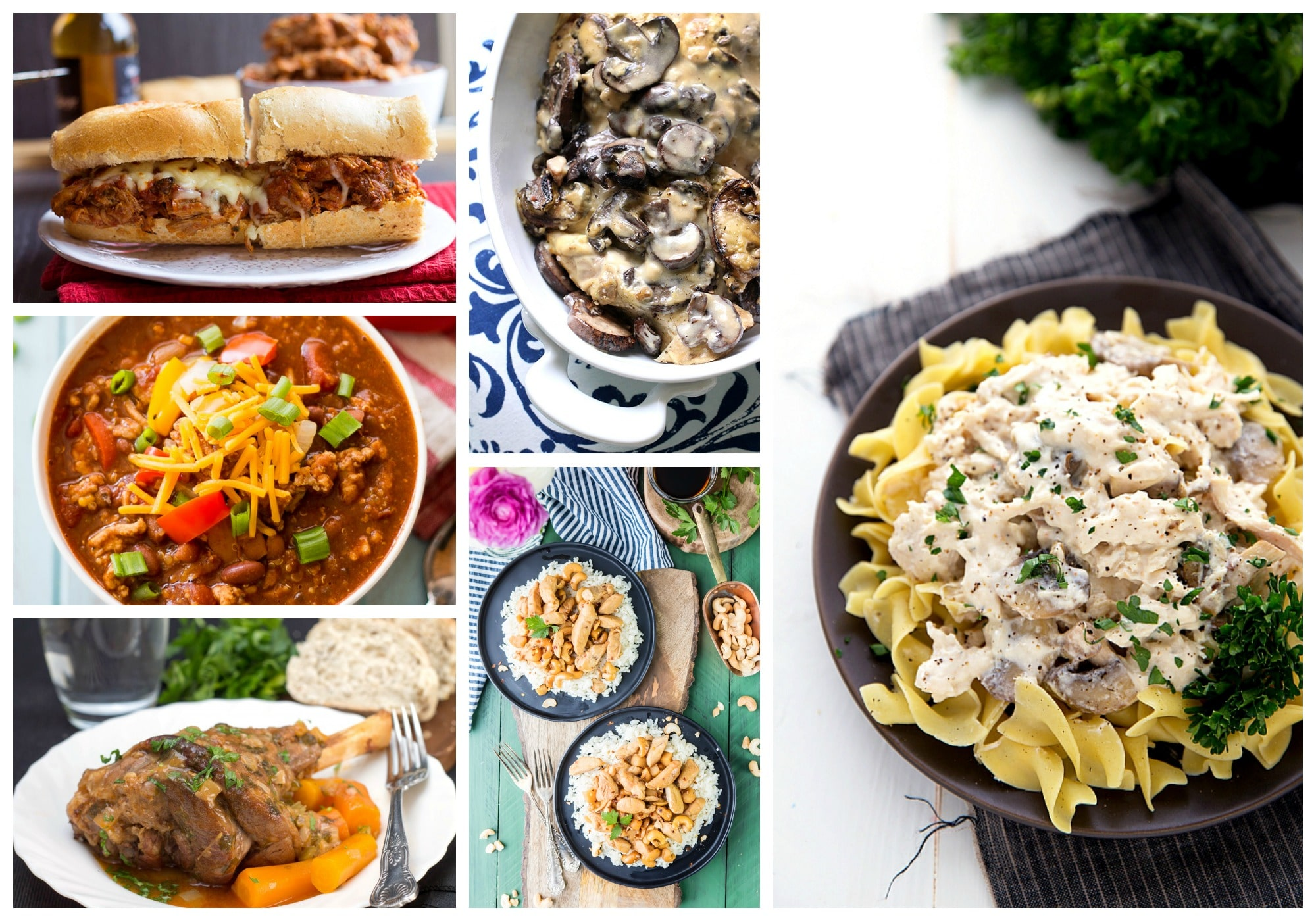25 Amazing Slow Cooker Recipes - slow cooker recipes are always a great option for anyone who wants to have a home cooked meal ready for them after a busy day. These 25 recipes from around the web will give you some wonderful ideas to make the most of your slow cooker.