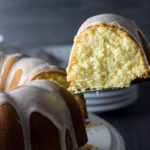 Citrus and Olive Oil Bundt Cake