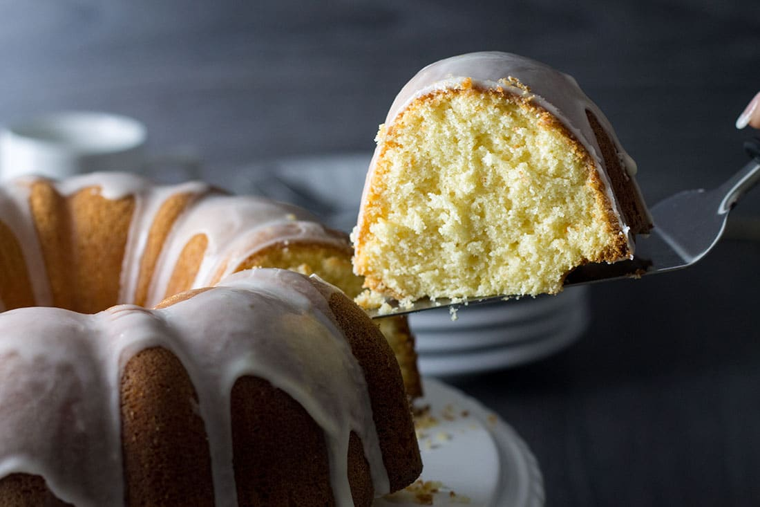 citrus and olive oil bundt cake moist light fluffy and dairy free