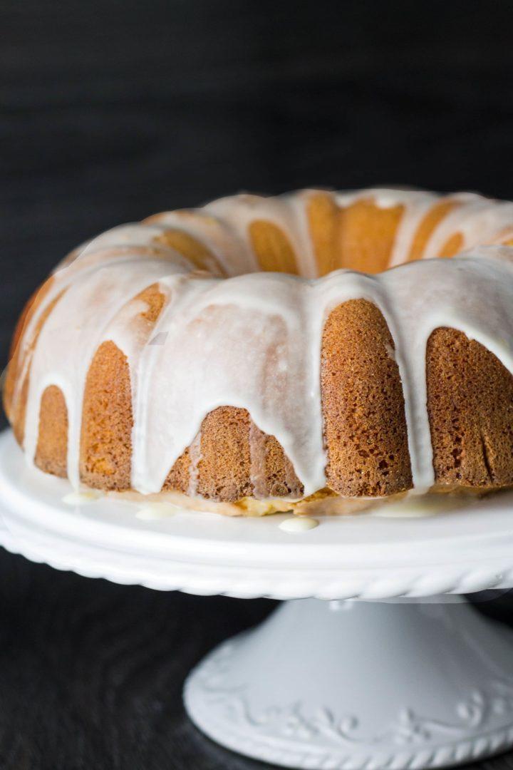 Citrus and Olive Oil Bundt Cake