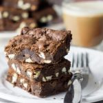 Triple Chocolate Chip Bars