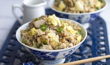 Low Fat Chicken Fried Rice