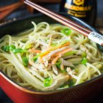 Quick & Easy Chinese Chicken Noodle Soup