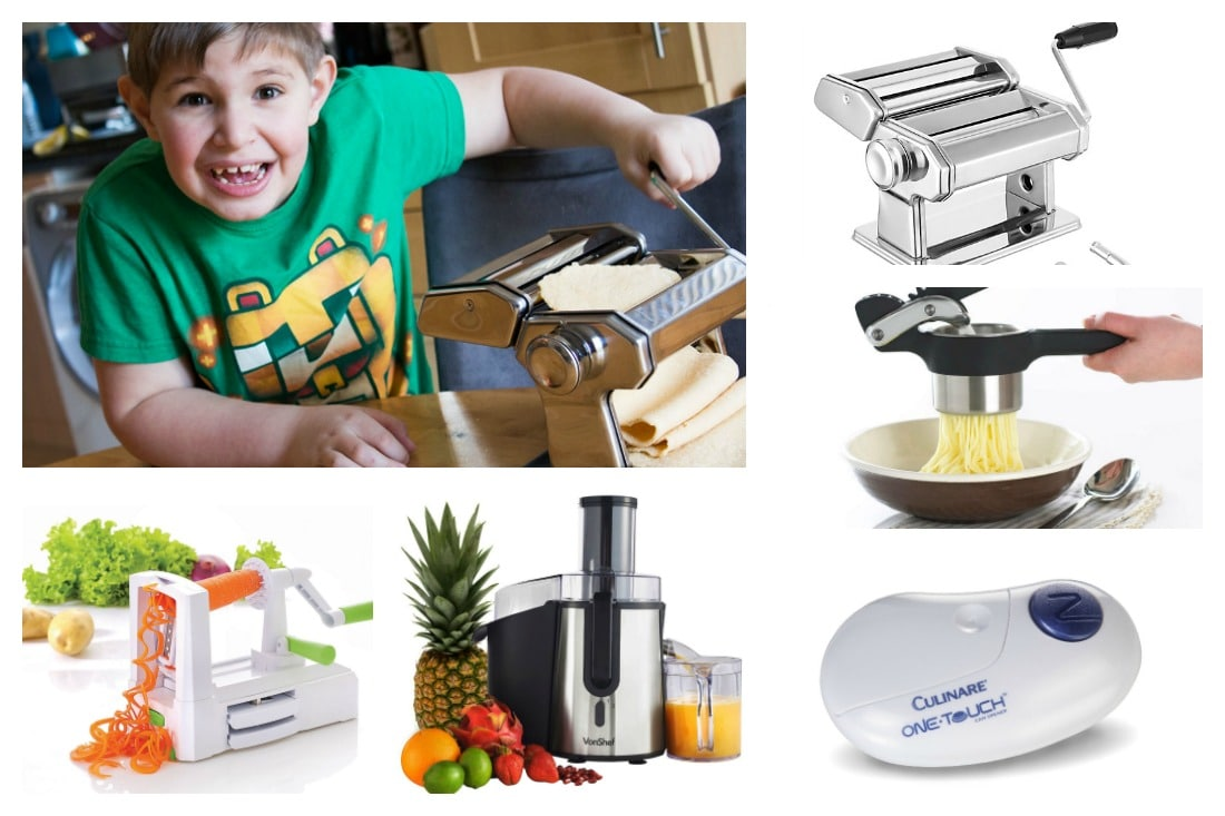 5 Kitchen Gadgets - Tried and Tested
