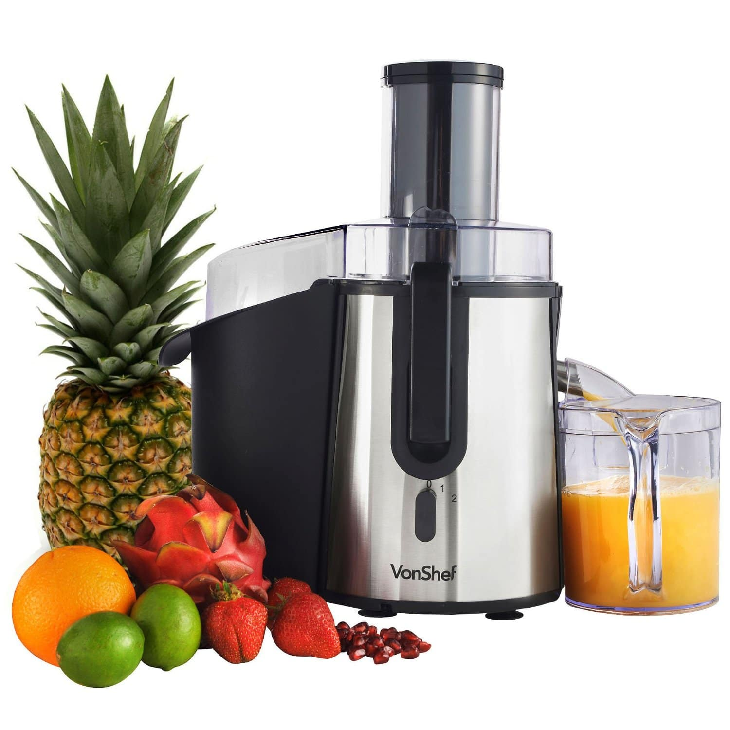 VonShef Professional Whole Fruit Juicer