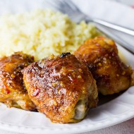 Sweet Chilli Chinese Sticky Chicken