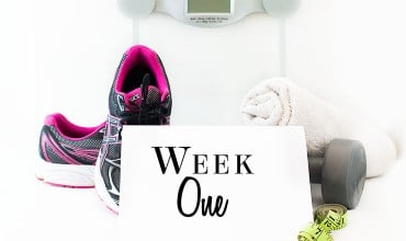 My Weight Loss Journey – Week One