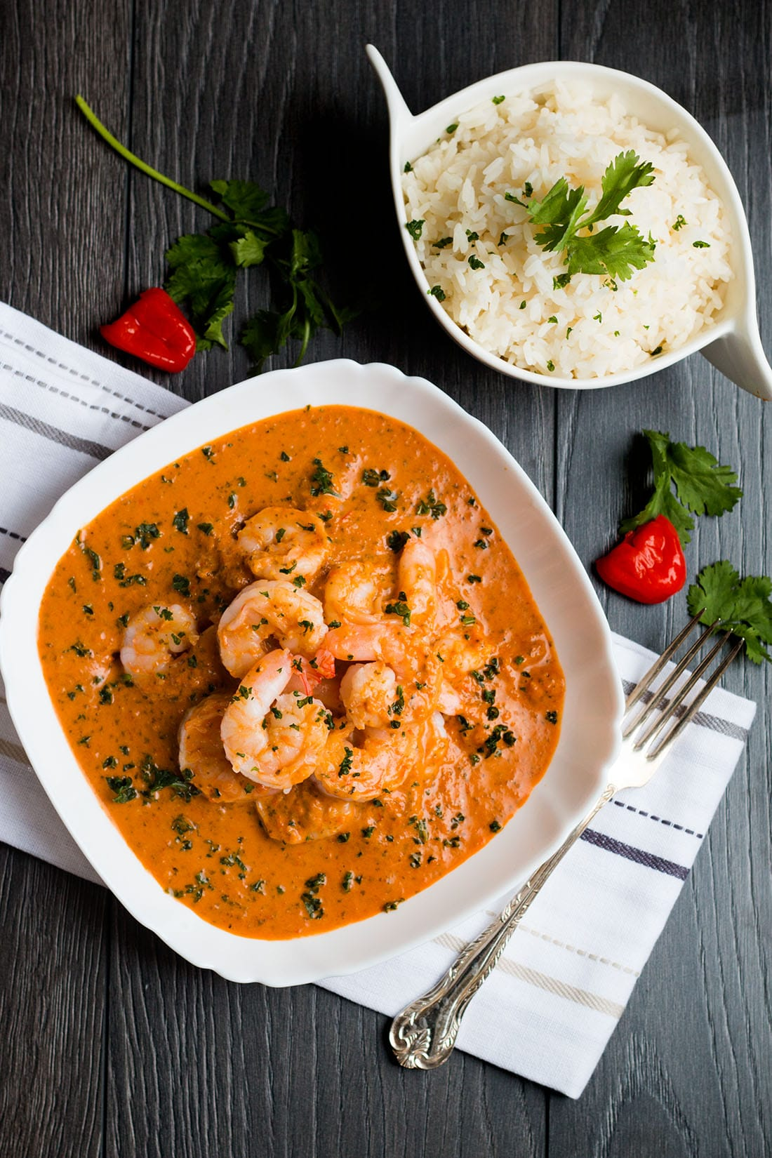 This recipe for Quick and Easy Thai Red Curry from Erren's Kitchen makes a simple, fragrant, and zingy curry that the whole family will enjoy.