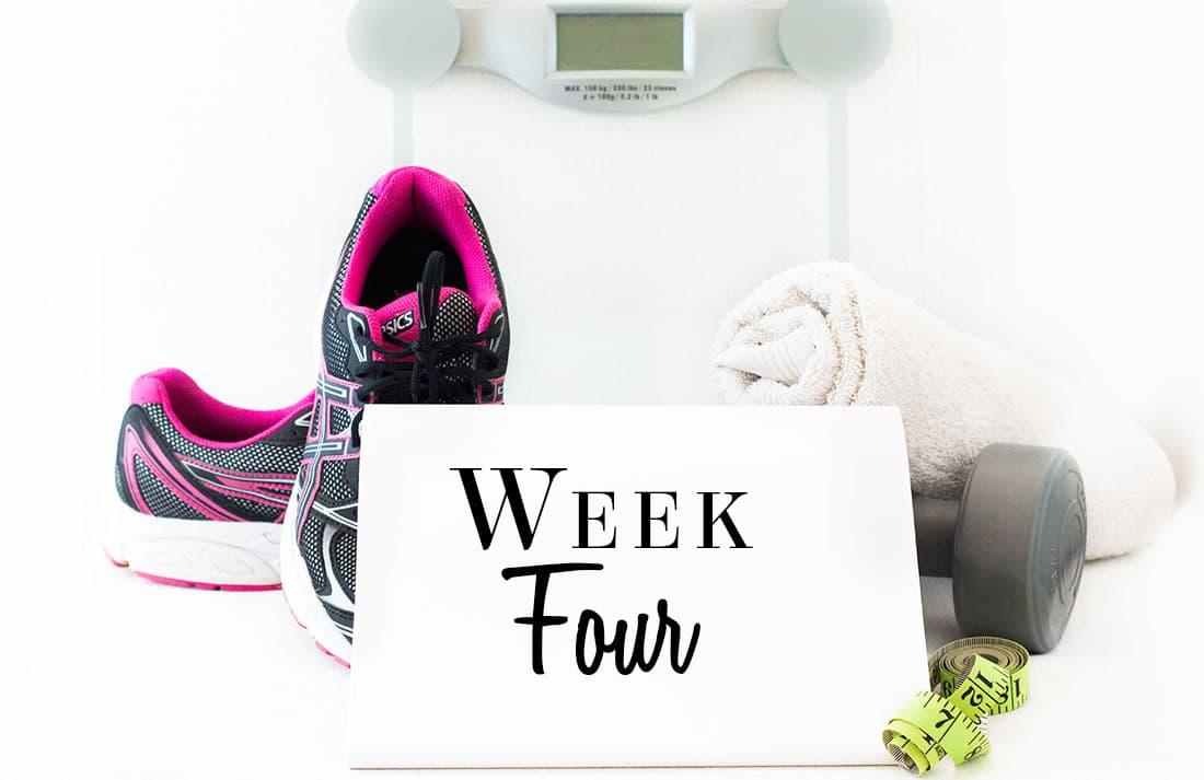 weightloss week four