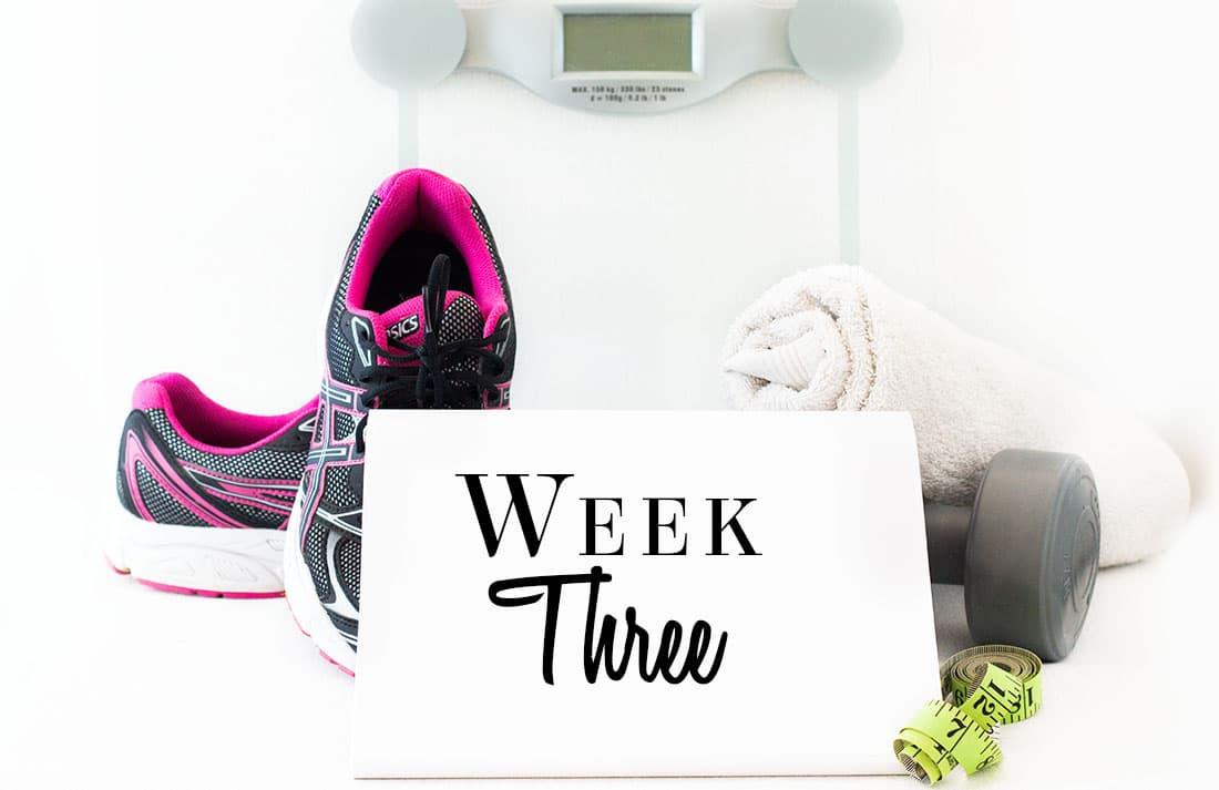 Weight Loss Week Three - Erren's Kitchen