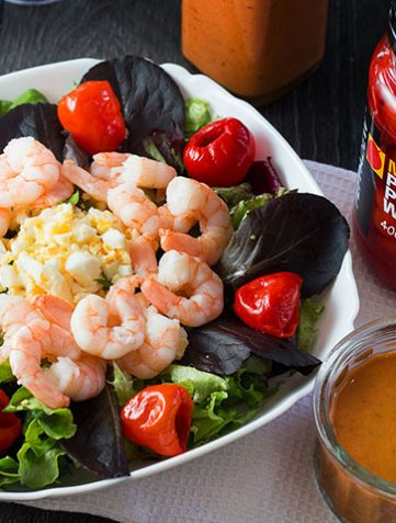 Catalina Style Peppadew Salad Dressing