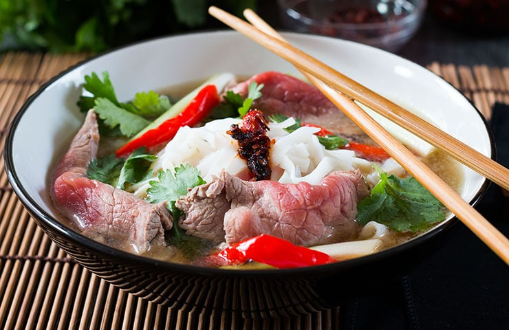 Tuan's Vietnamese Beef Noodle Pho
