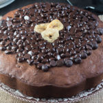 Chcolate Banana Cake