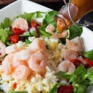 Shrimp and Egg Salad
